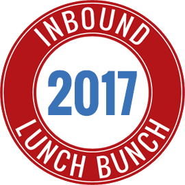 INBOUND LUNCH BUNCH 2017