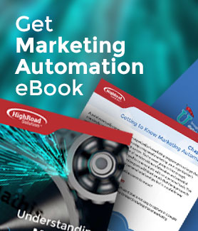 Get HighRoad's Marketing Automation eBook